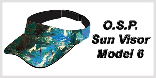 O.S.P. Sun Visor Model 6
