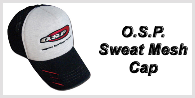 O.S.P. Sweat Mesh Cap