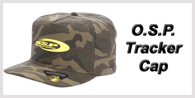 O.S.P. Tracker Cap