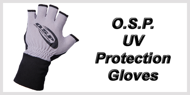 O.S.P. UV Protection Gloves