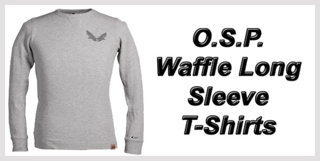 O.S.P Waffle Long Sleeve T-Shirt