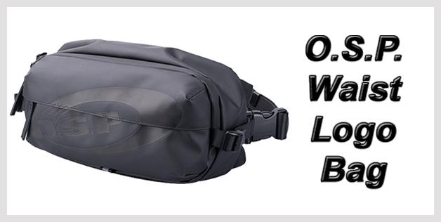 O.S.P. Waist Logo Bag