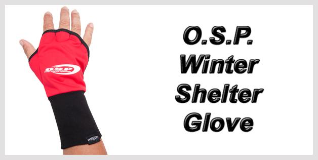 O.S.P. Winter Shelter Glove