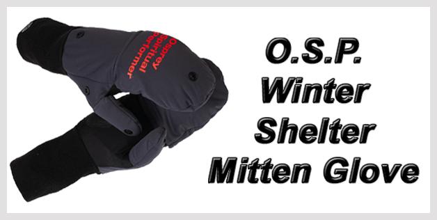 O.S.P. Winter Shelter Mitten Glove