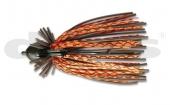 12-Brown/Scale Orange