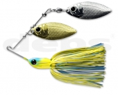 12-Yellow Peacock (F Gold / R Silver)