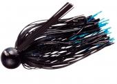 132-Black Blue Tip