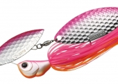 18-Hot Pink (F Pink Silver - R Pink Silver)