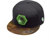 Green Camo x Black