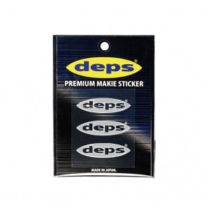 MAKIE STICKER - deps logo