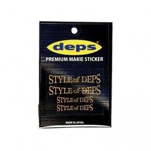 MAKIE STICKER - Style of deps