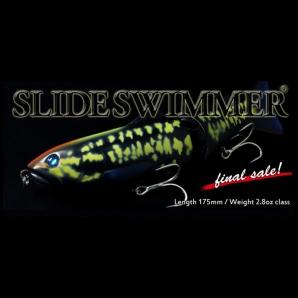 NEW SLIDESWIMMER 175