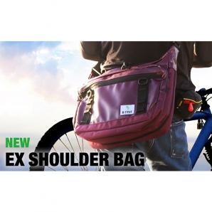 [B-TRUE] EX SHOULDER BAG