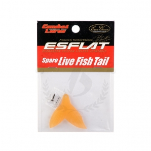 ES FLAT SPARE LIVE FISH TAIL
