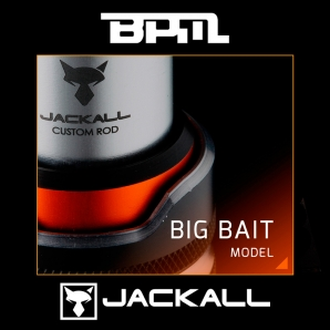 Jackall BPM | BC-611H-SB (Big Bait Model)